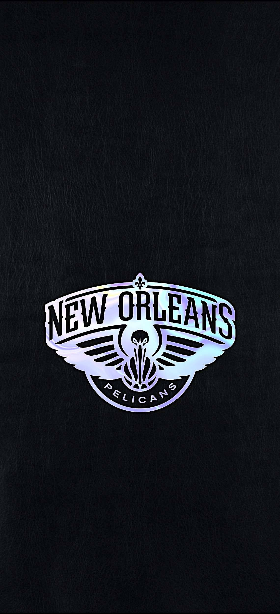 Nba Basketball Team New Orleans Pelicans Phone Background