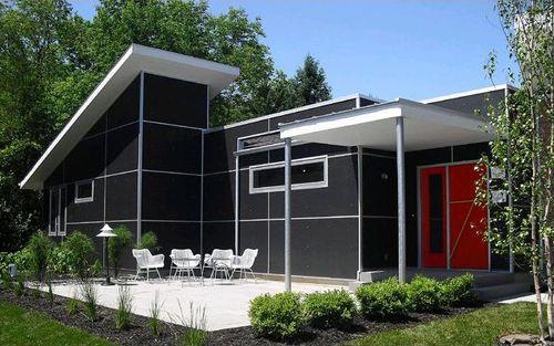 Las últimas tendencias en el diseño de fachadas y exteriores pasa - diseo de exteriores