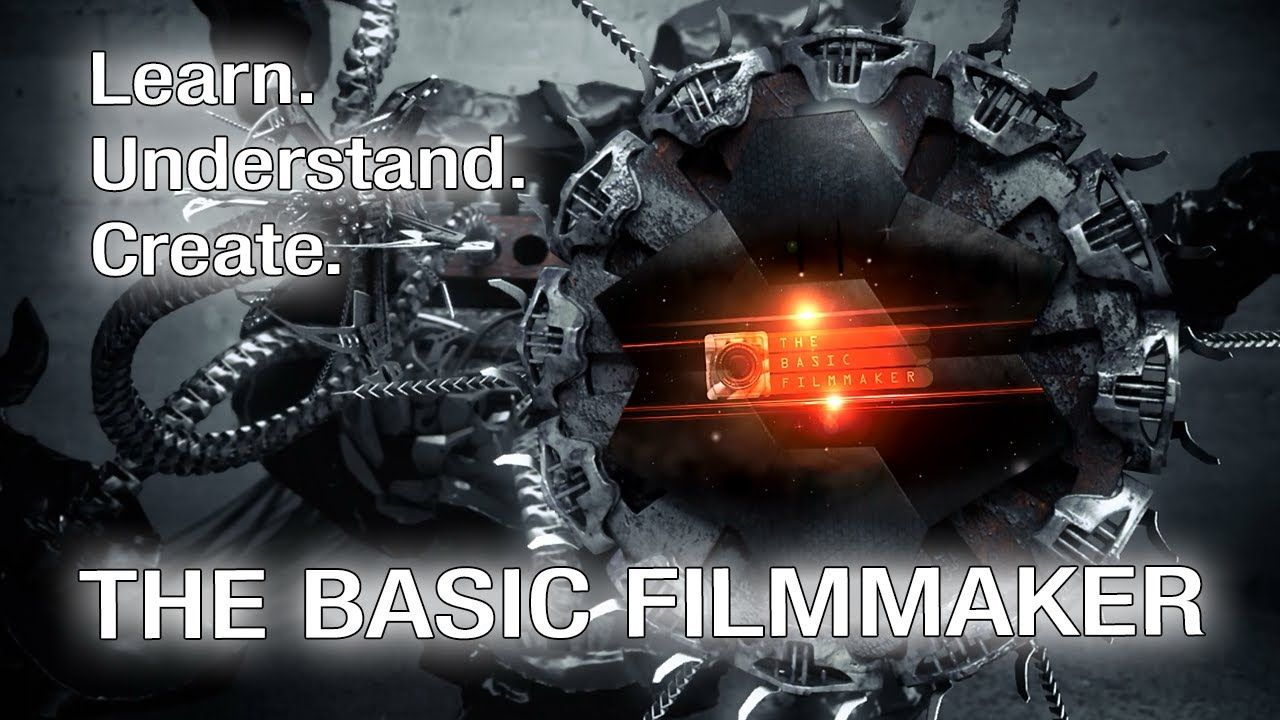 Channel Trailer The Basic Filmmaker. I decided to up the