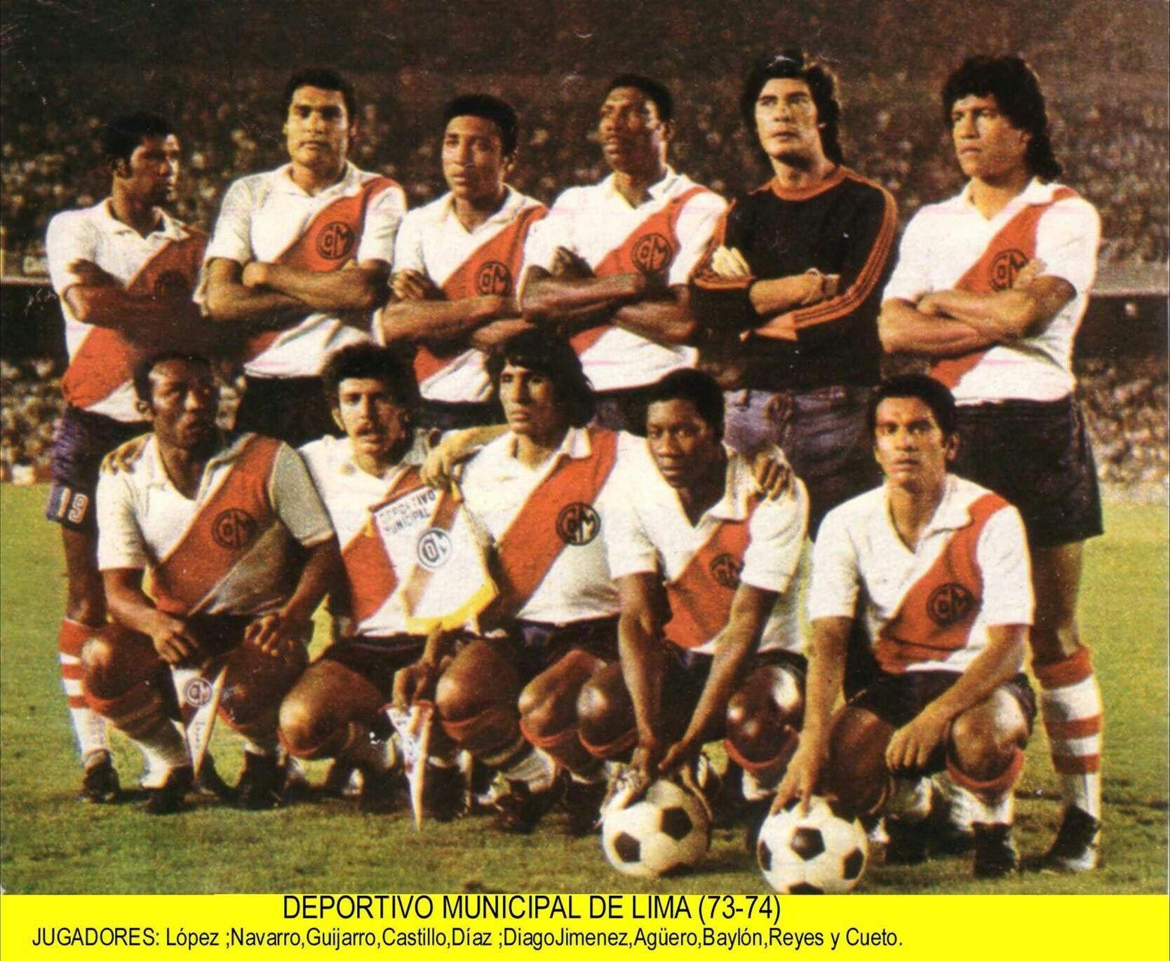 ELS_ONCE MUNICIPAL_ Futebol, Clubes, Club