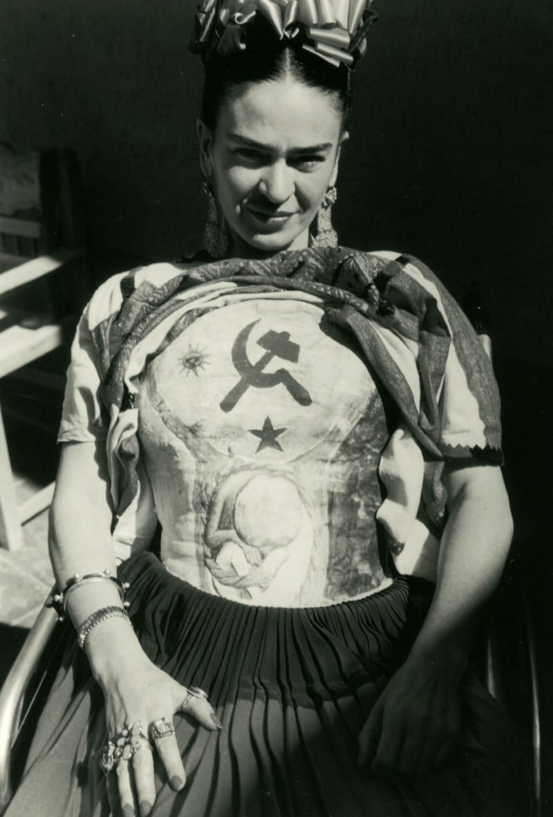 12 Beautiful Pictures From Frida Kahlo's Incredibl