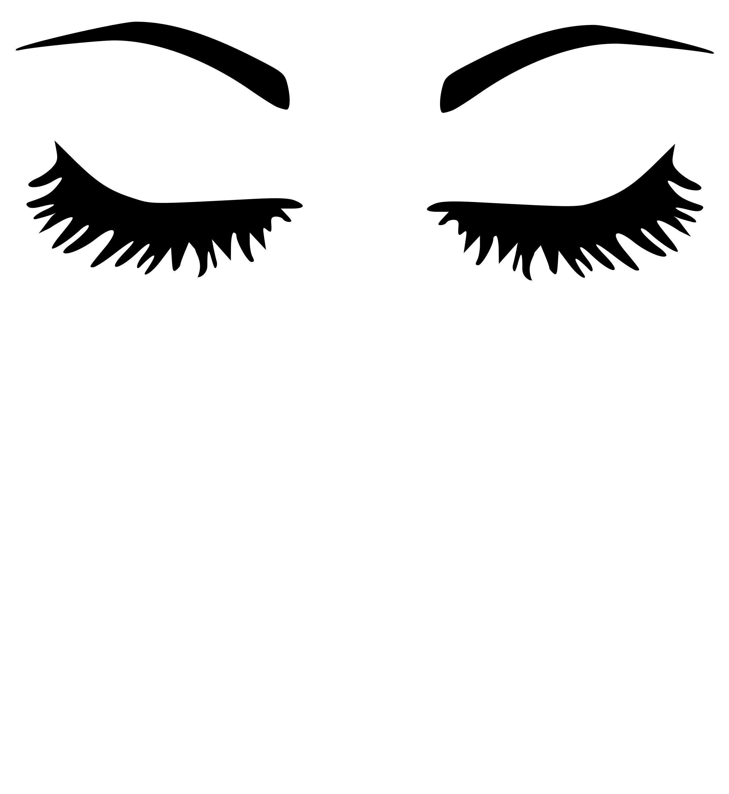 Eyelashes Lash Technician Lash Extensions Eyebrows By Cityvinyl On Etsy Eyelashes Drawing How To Draw Eyelashes Eyelashes