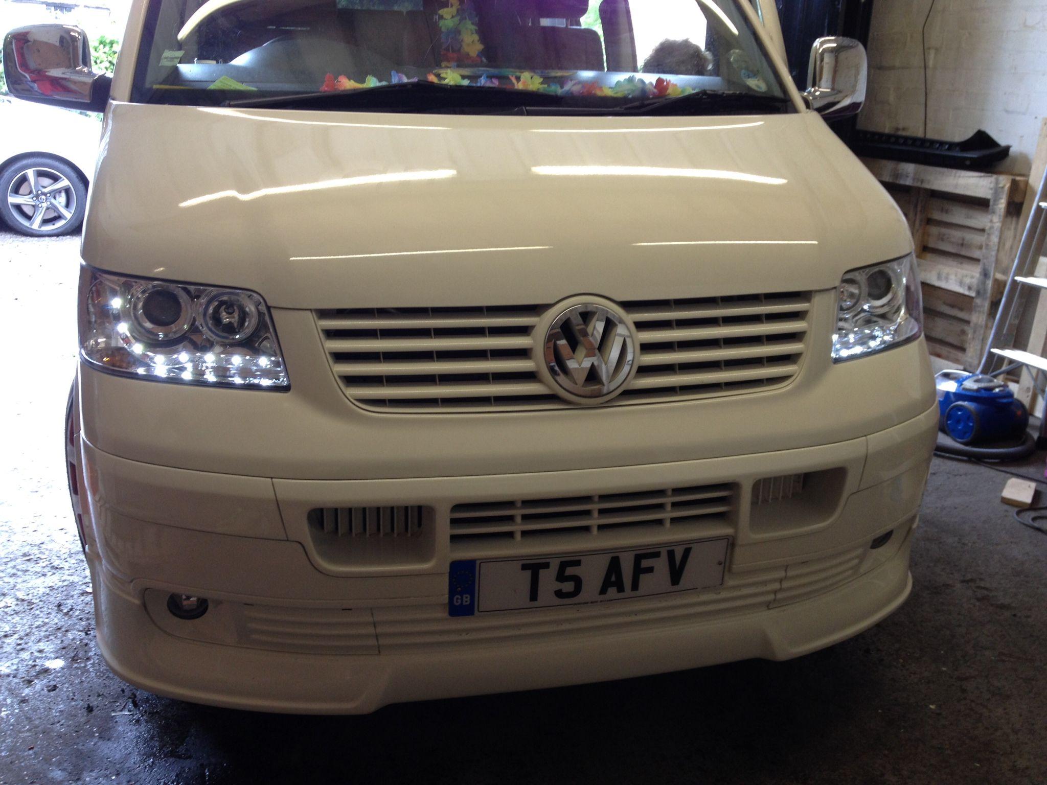 Znalezione Obrazy Dla Zapytania Vw T5 Led Headlights Vw T5 Led Headlights T5 Led