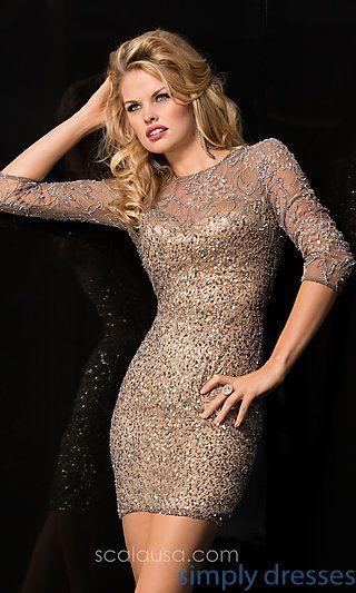 Scala long sleeve dresses