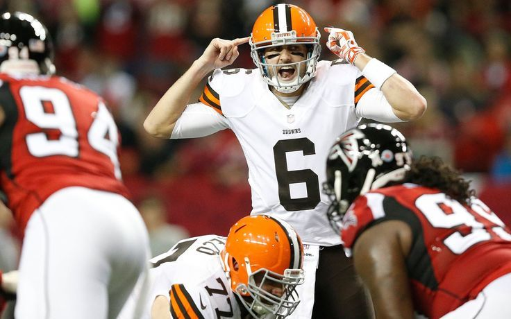 Brian Hoyer Cleveland Browns College Football Picks Football Picks Football