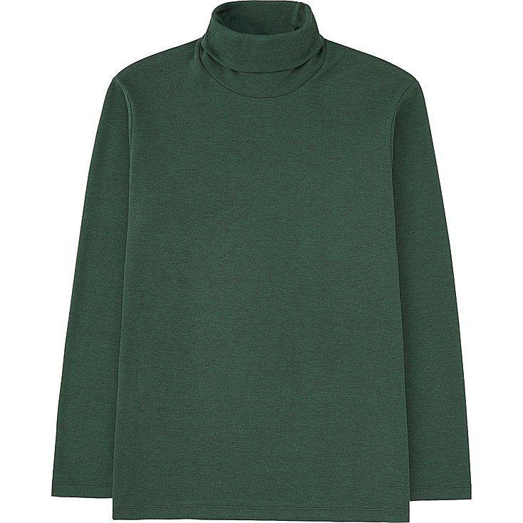 cb9247cfa Men soft touch turtleneck long sleeve t-shirt   Shub   Turtle neck ...