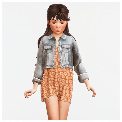Simblreen Treat - Children Clothing Recolours