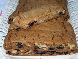 Familiar Flavors Of Fall Bake Sale Treats Food Hermit Cookies