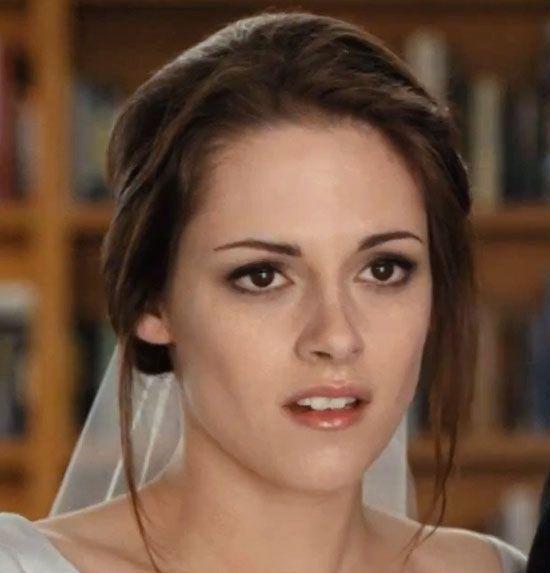 Bella Swan Twilight S Bridal Makeup Look In The