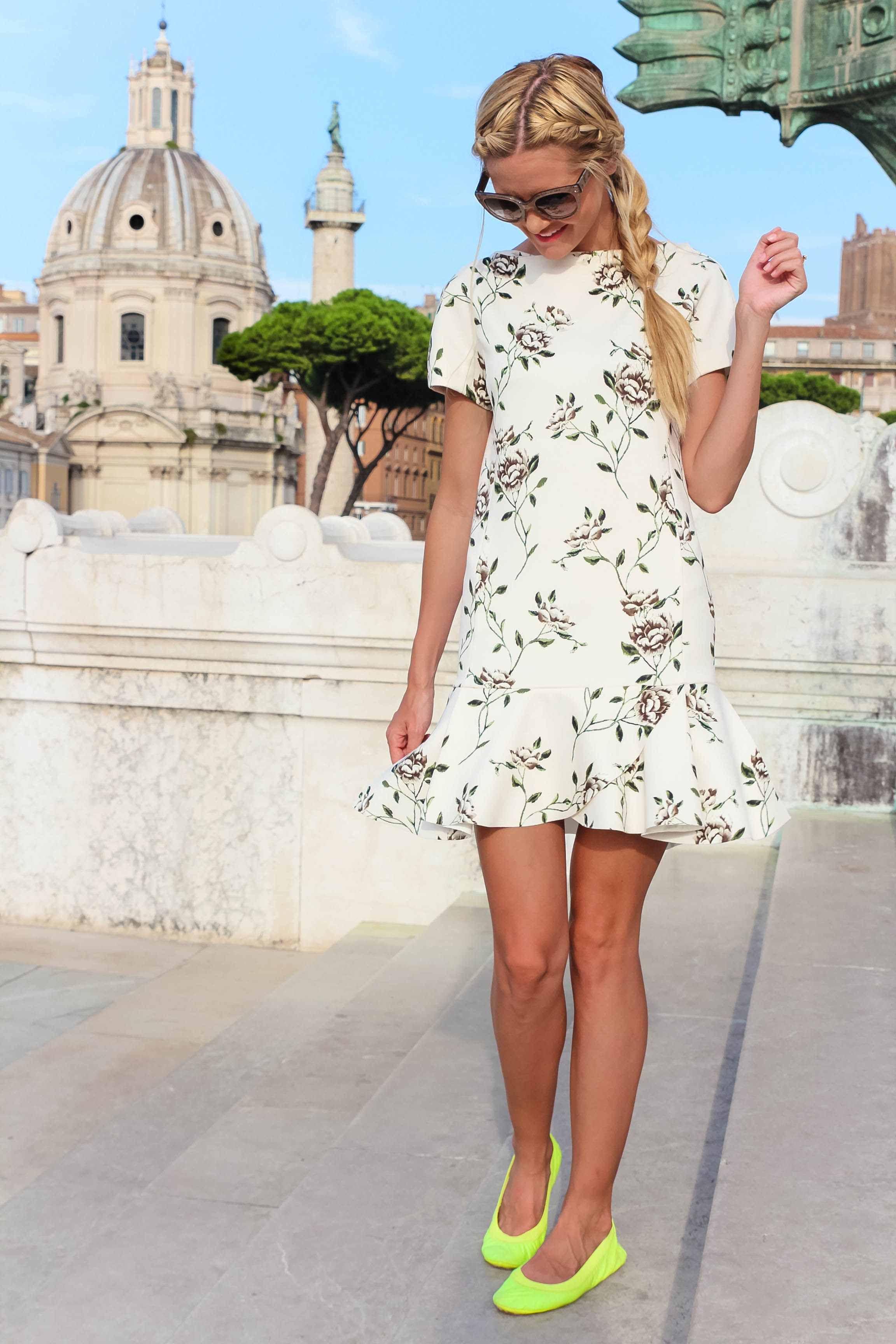 Little Black Dress Barefoot Blonde by Amber Fillerup Clark