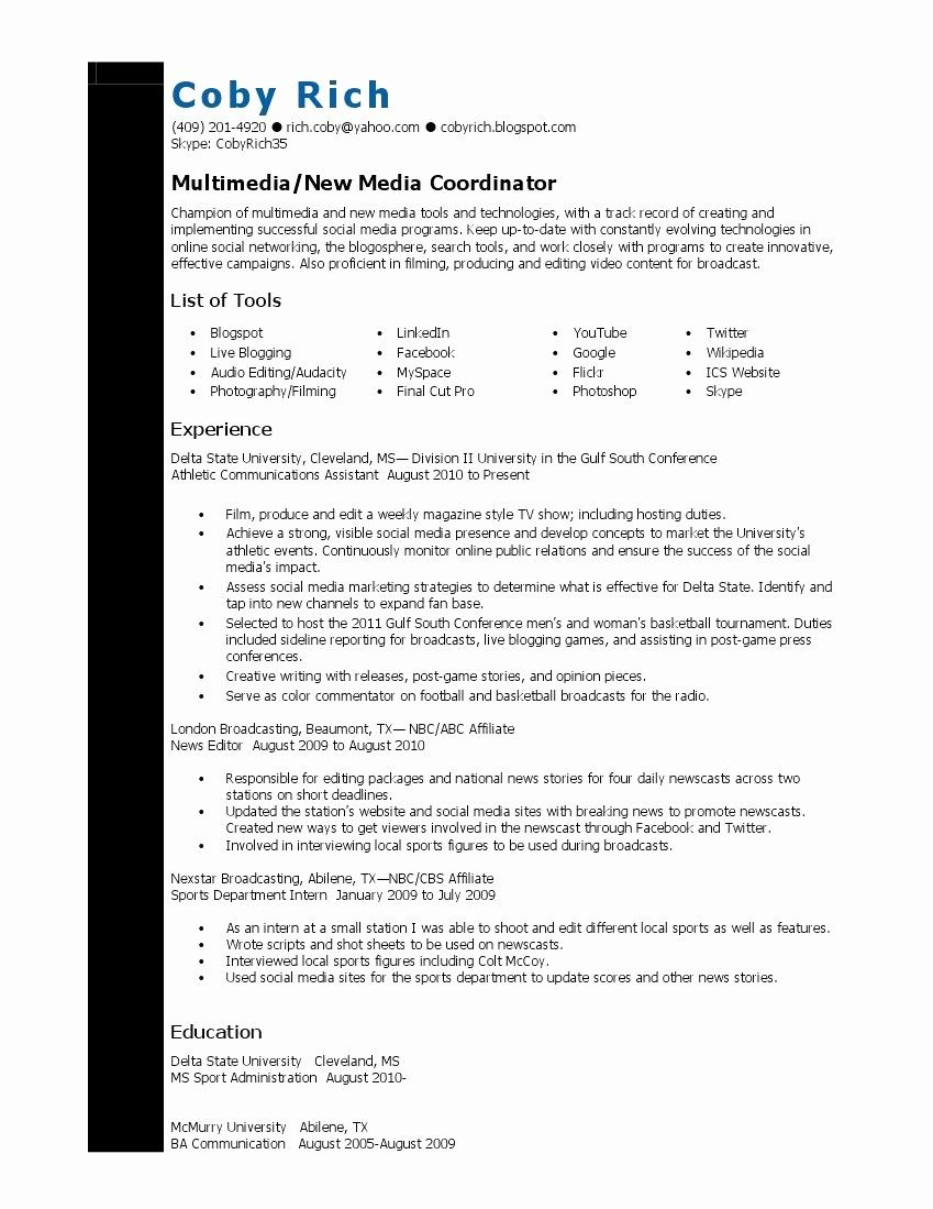 23++ Soccer coach resume examples ideas in 2021