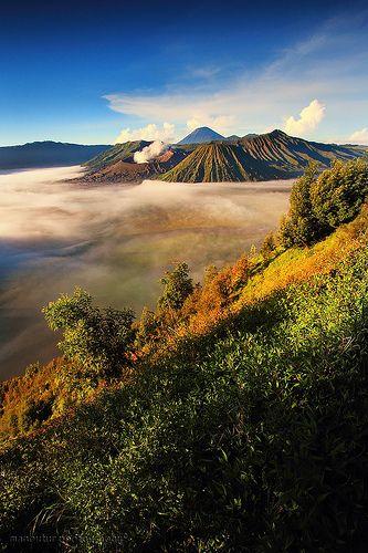 http://www.greeneratravel.com/ Travel Destination - Bromo National Park - East Java, Indonesia Bromo you took my breath away !!! <3 indonesia