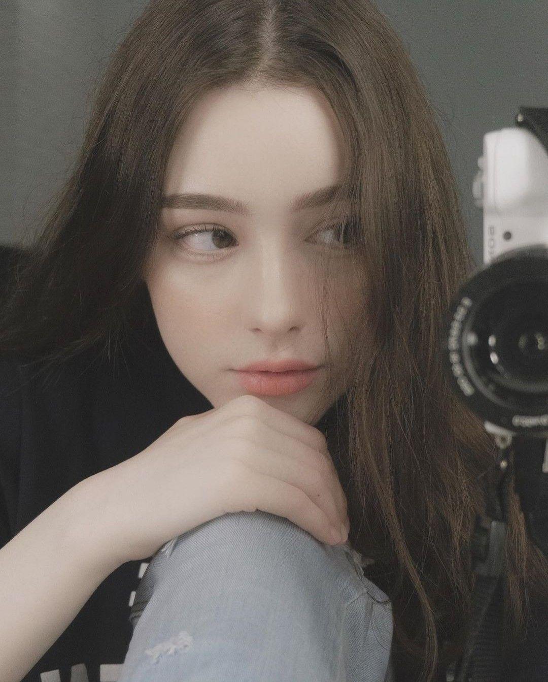 Pin oleh never give up di Girls di 2020 Instagram