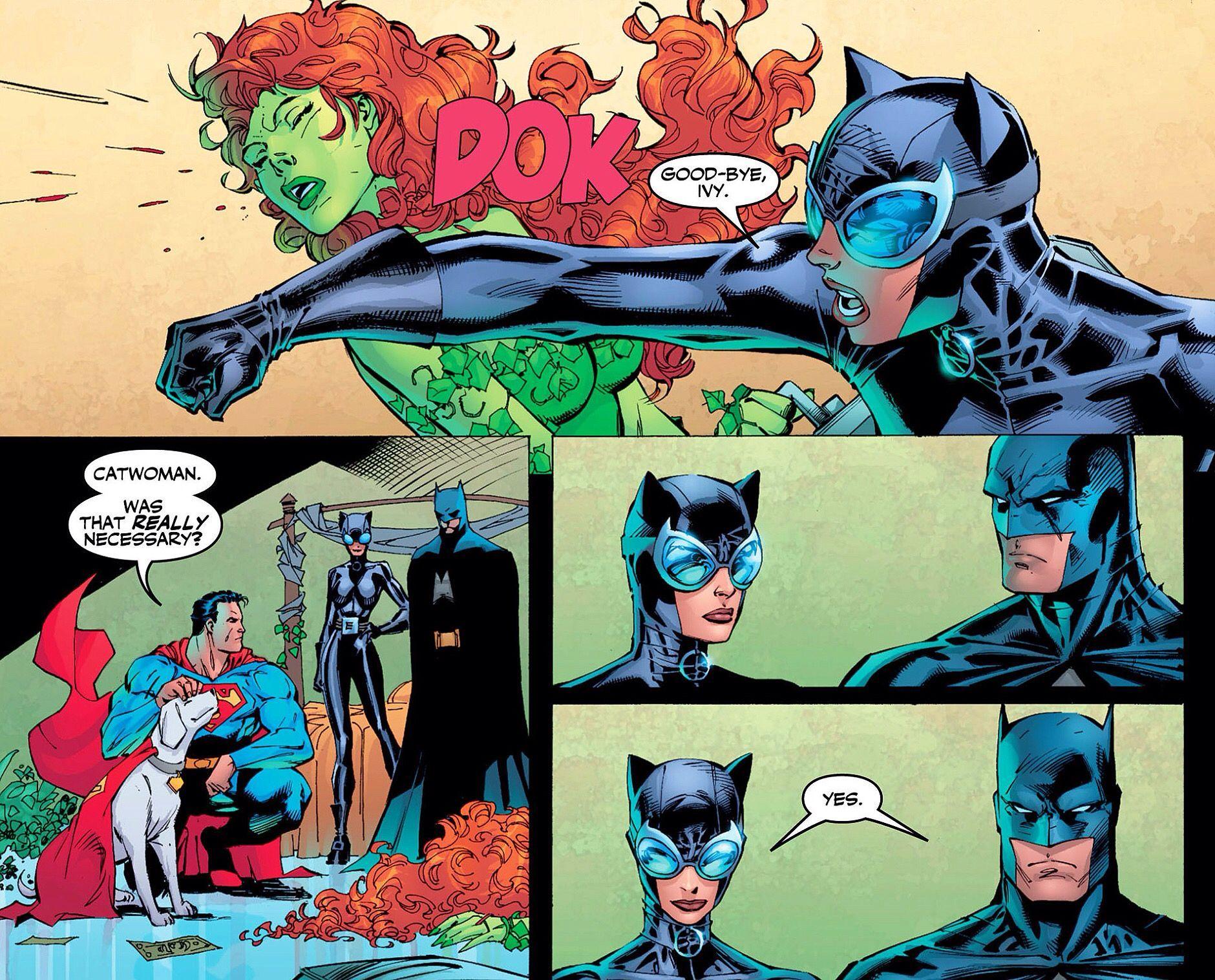 Catwoman In Batman Hush Catwoman Cosplay Catwoman Batman