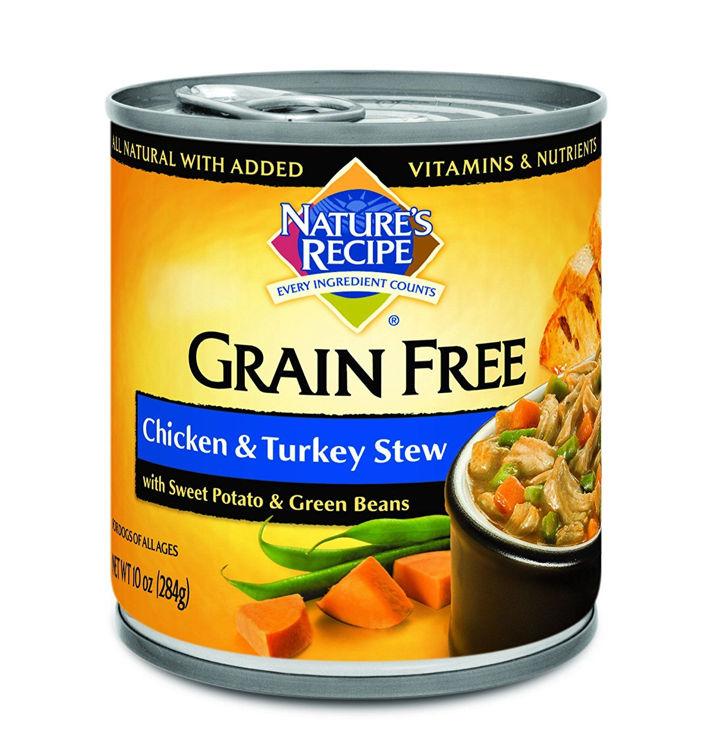Nature S Recipe Grain Free Wet Dog Food Stews Read More Reviews