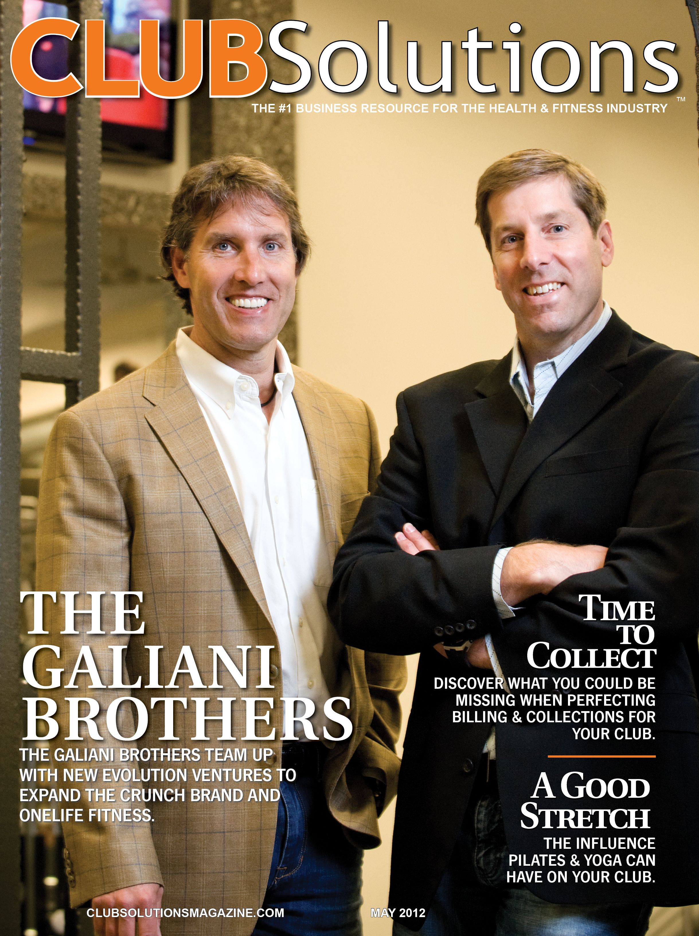 John and kirk galiani the owners of onelife fitness may