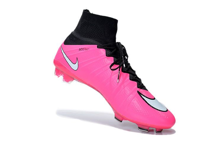 Outlet Nike Mercurial Superfly FG Pink Black White $105.99