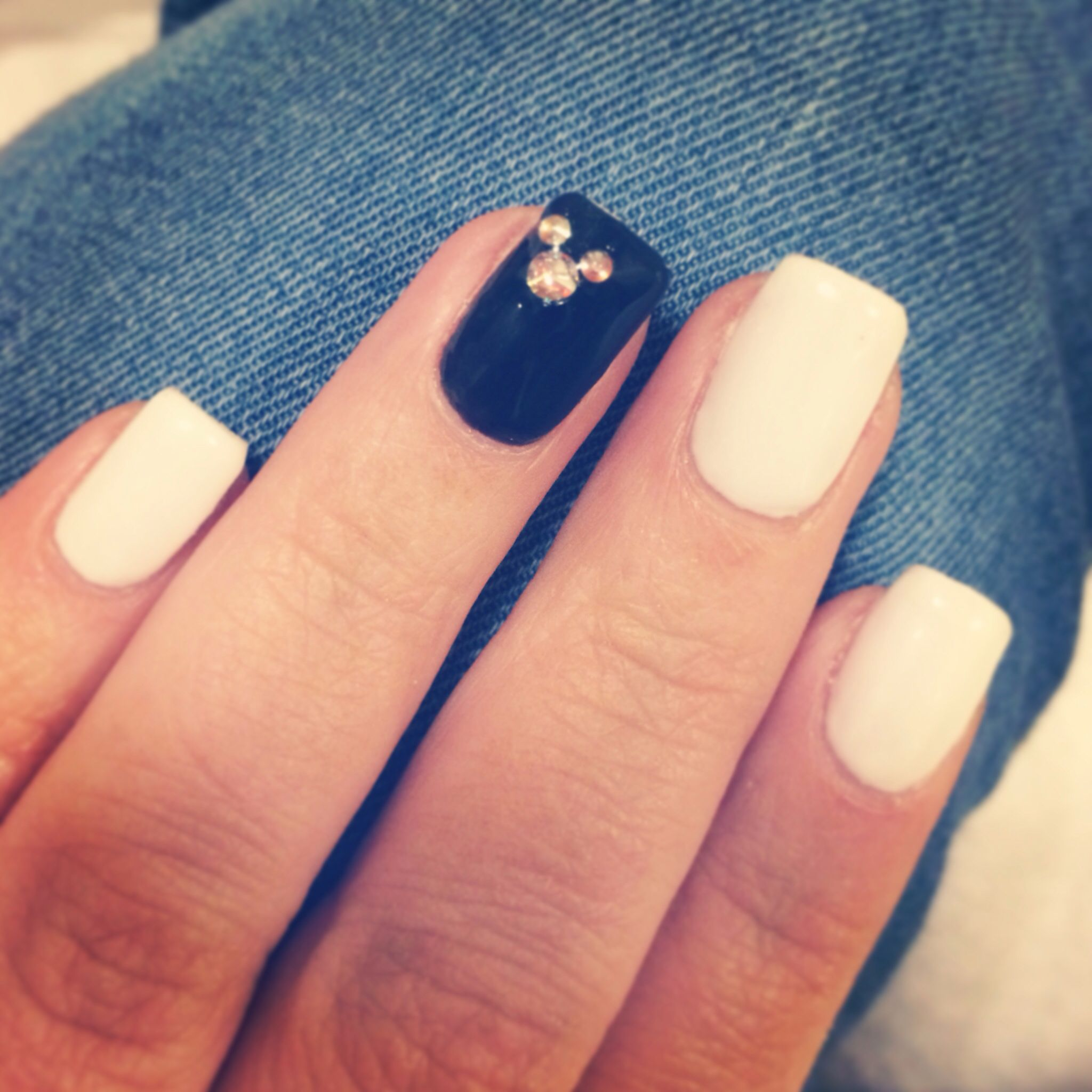 Disney nails! Bio sculpture gel nails! | Nails | Pinterest | Disney ...