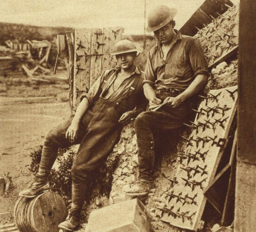 Image result for ww1 calthrop