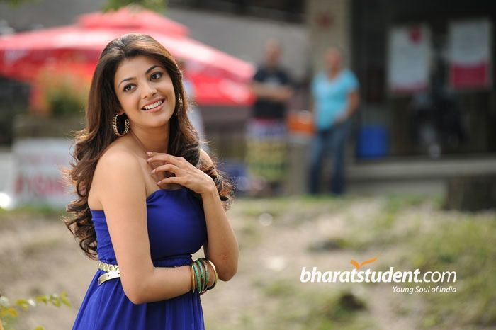 Kajal Aggarwal stills in Naayk movie | Bharatstudent