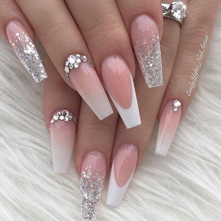 nails like designer gel nails. acrylic #artnailsacrylic popular nails. elegant woman – Nägel Design - Devil #gelnails