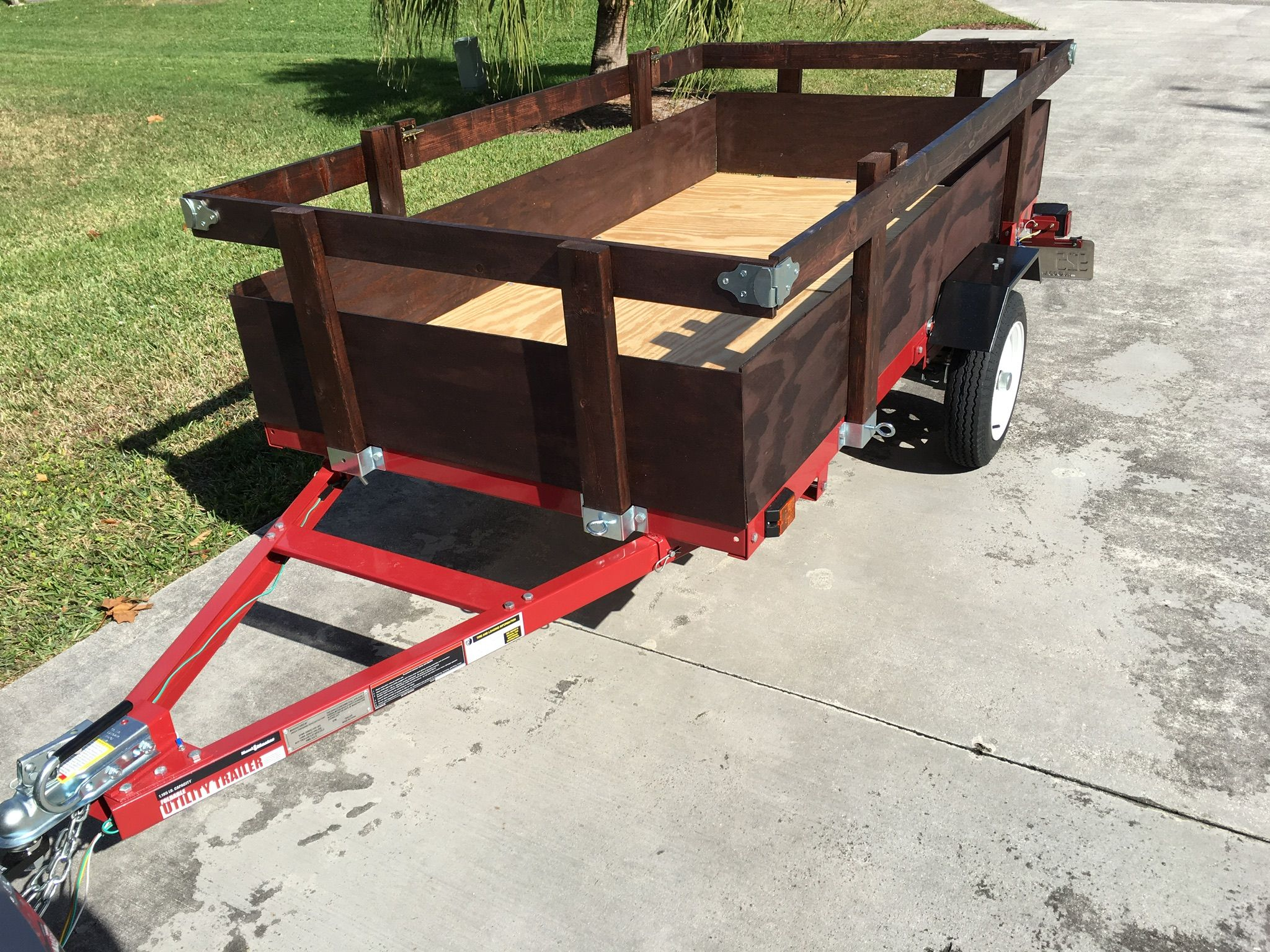 69 best harbor freight trailer ideas images on pinterest kayak