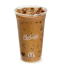 Mcdonalds Hazelnut Ice Coffee Every Once In A While Will Do P Iced Latte Mcdonalds Iced Coffee Vanilla Iced Coffee