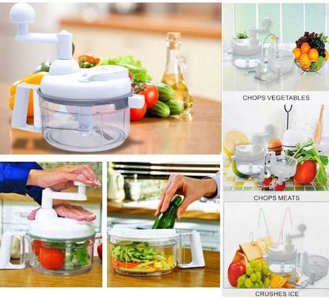Swift Chopper Multi Purpose Food Processor