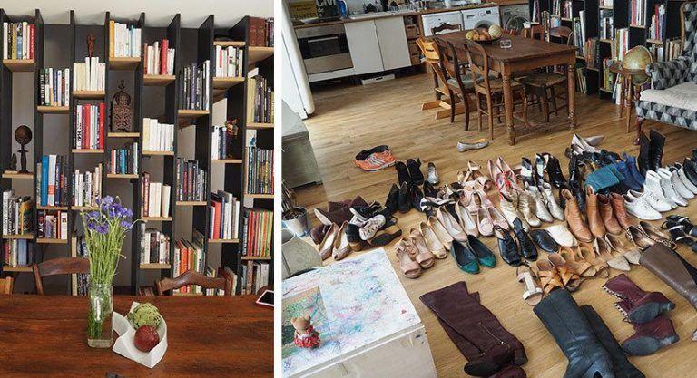 Aufräumen nach Marie Kondo » Kleiderschrank und Küche ...