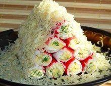 царский салат, затмивший шубу и оливье рецепт