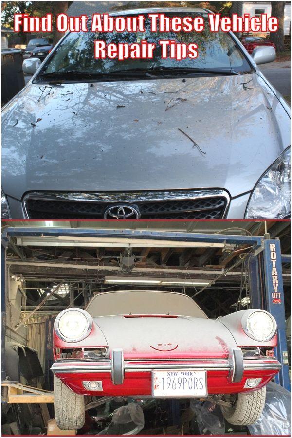 Pin On Auto Vehicle Repair