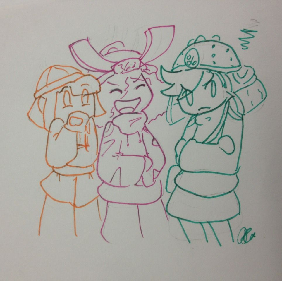Switching clothes knd codename kids next door pinterest
