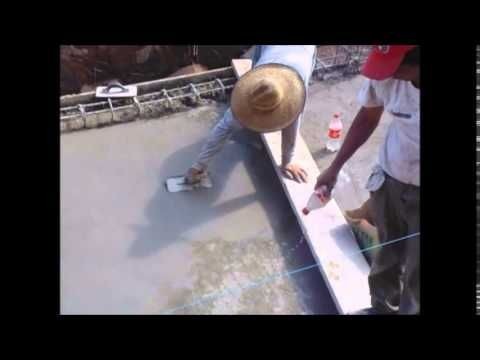 Como pulir un piso o losa de algibe youtube concreto - Como pulir un piso de cemento ...