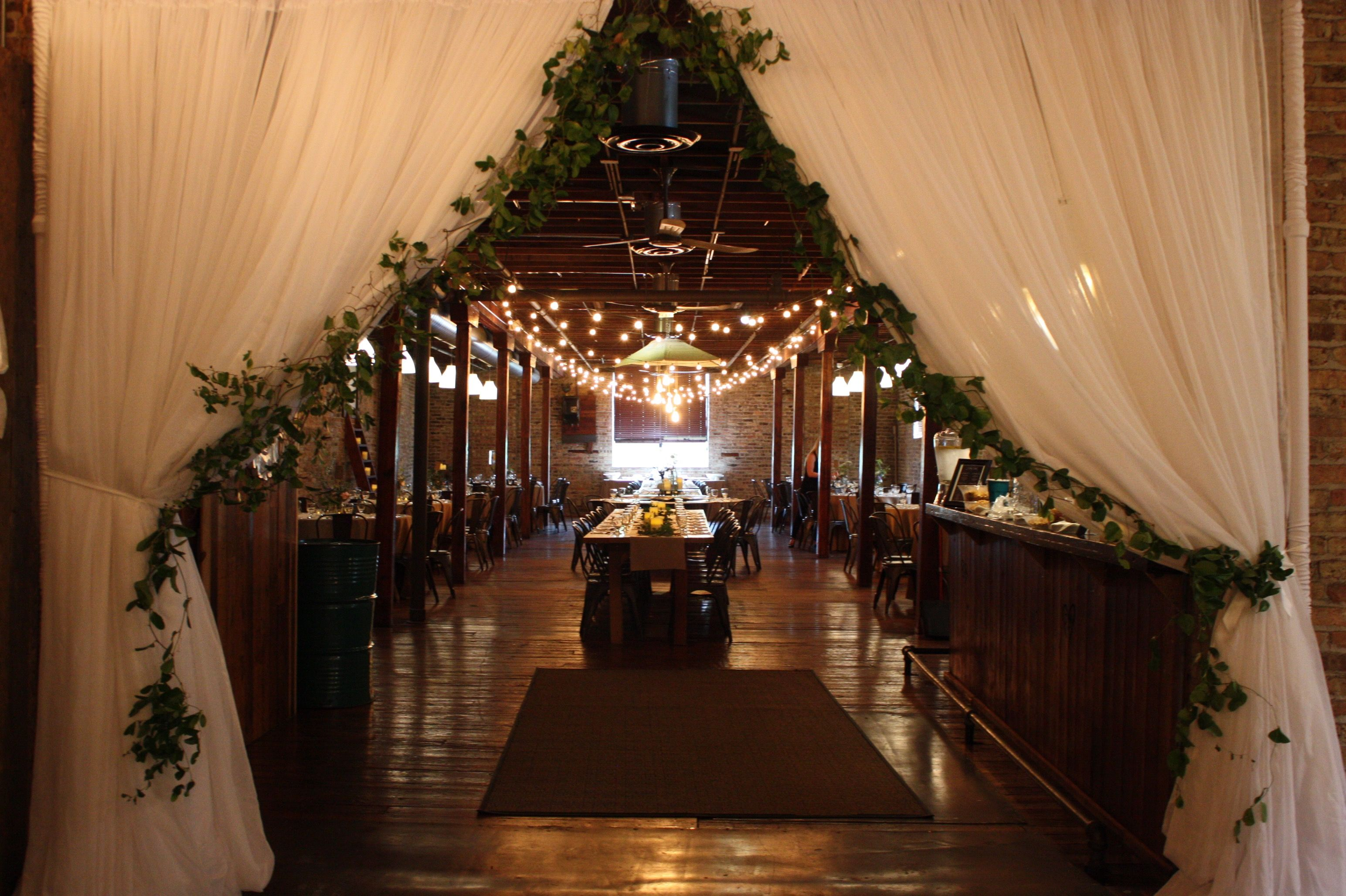 The Haight- Rustic Wedding Venue in Chicago, IL ...