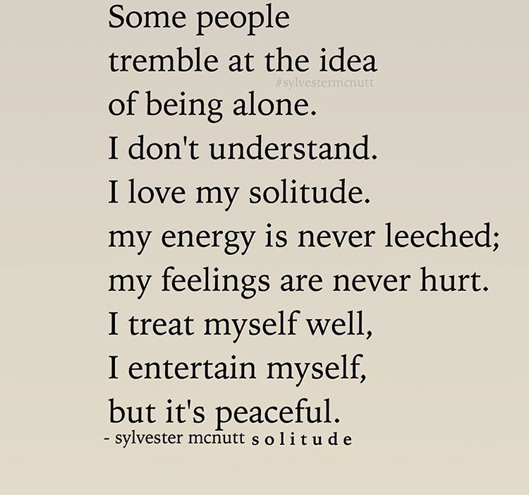 Pin by Chloe Skinner on Life | Introvert quotes Solitude ...