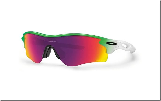 c99241e6939d3 First look  Oakley s Olympic-themed Green Fade edition eyewear - Canadian  Running Magazine. Find this Pin and more on Óculos de Grau e Óculos de Sol  ...