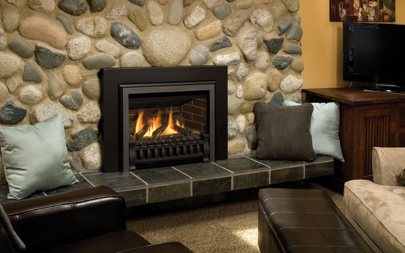 New Gas Fireplace Kit