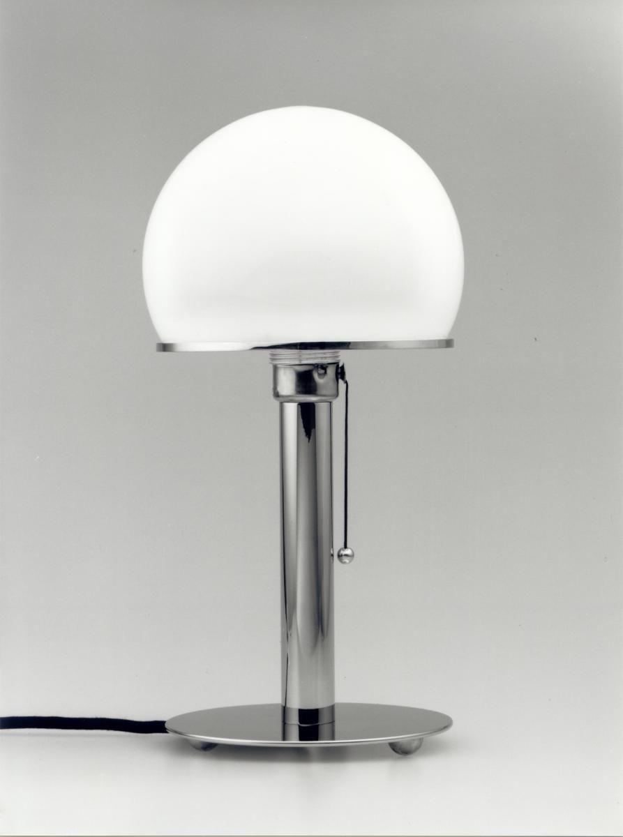 Wilhelm wagenfeld online shop iluminacin bauhaus table lamp by wilhelm wagenfeld designed 1924 re editioned by tecnolumen 1980 aloadofball Gallery