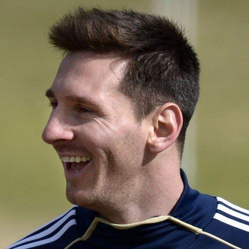 Messi Frisur 2021
