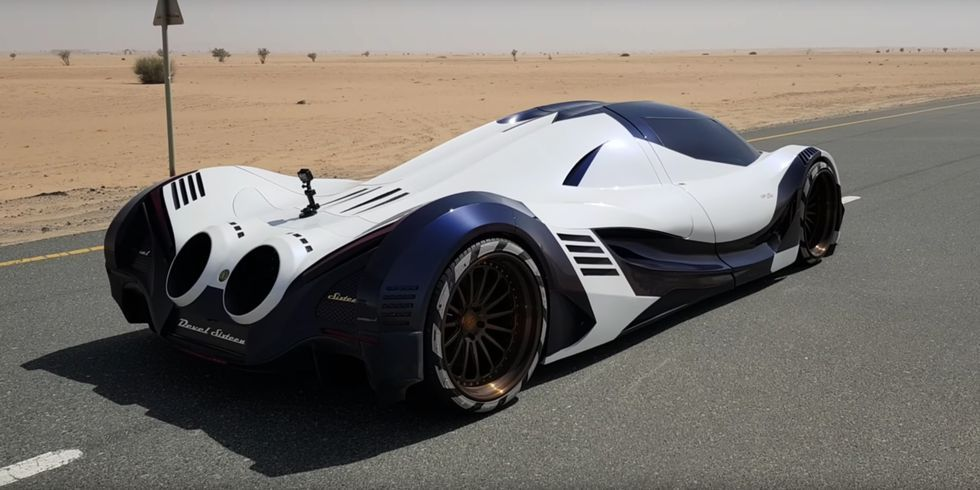 5000 Hp Devel Sixteen Seems Slightly More Real In New Video Cool