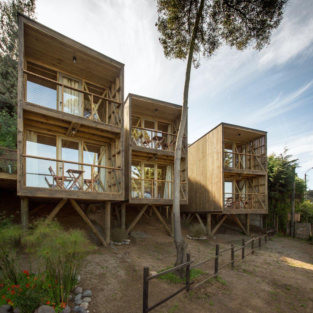 Alejandro Soffia & Gabriel Rudolphy, Hostal Ritoque in Quintero (Chile) - Arquitectura Viva · Architecture magazines