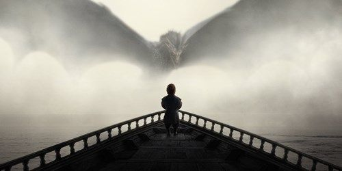game of thrones tyrion dragon wallpaper