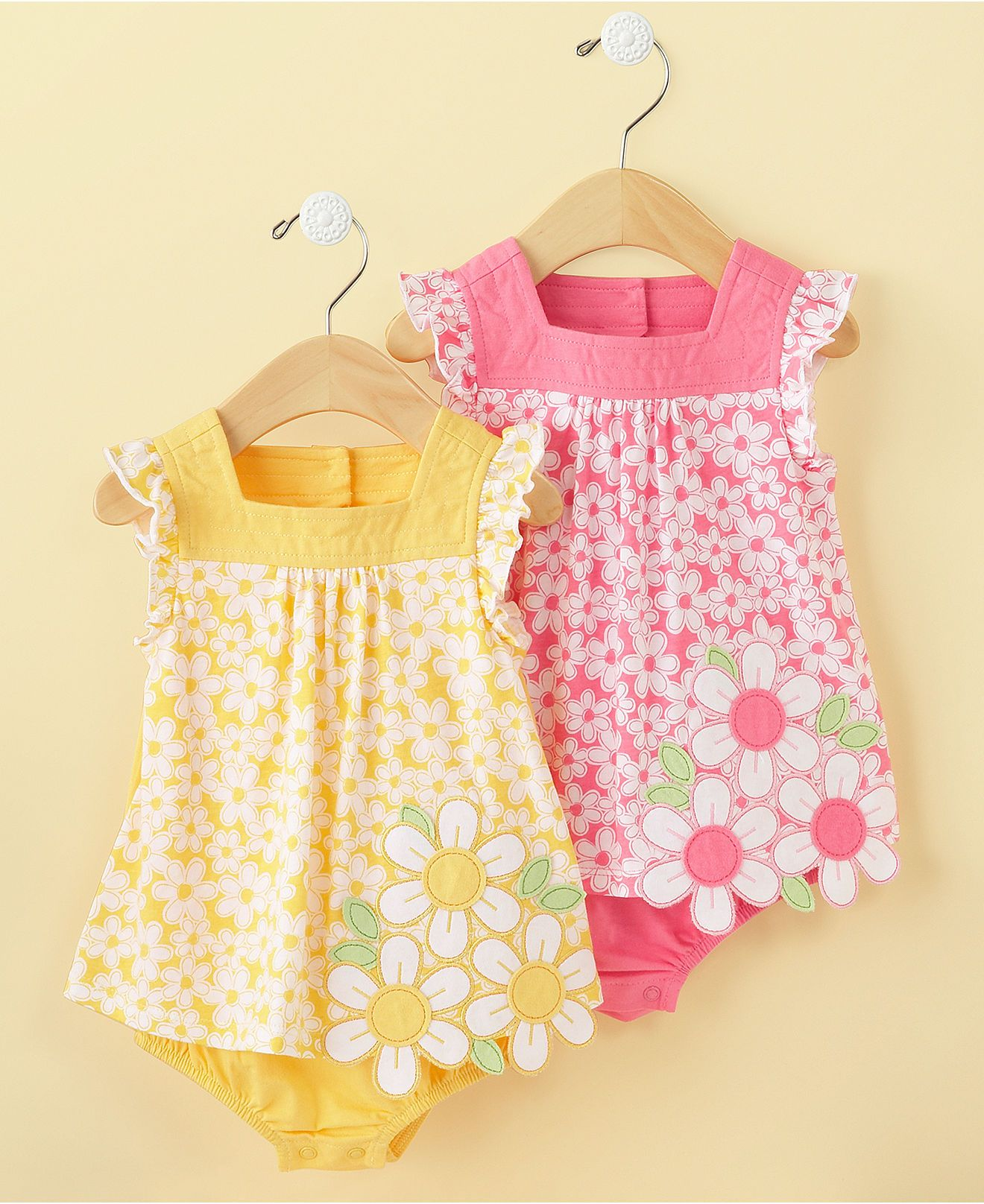 First Impressions Baby Dress Baby Girls Floral Sundress $9 99