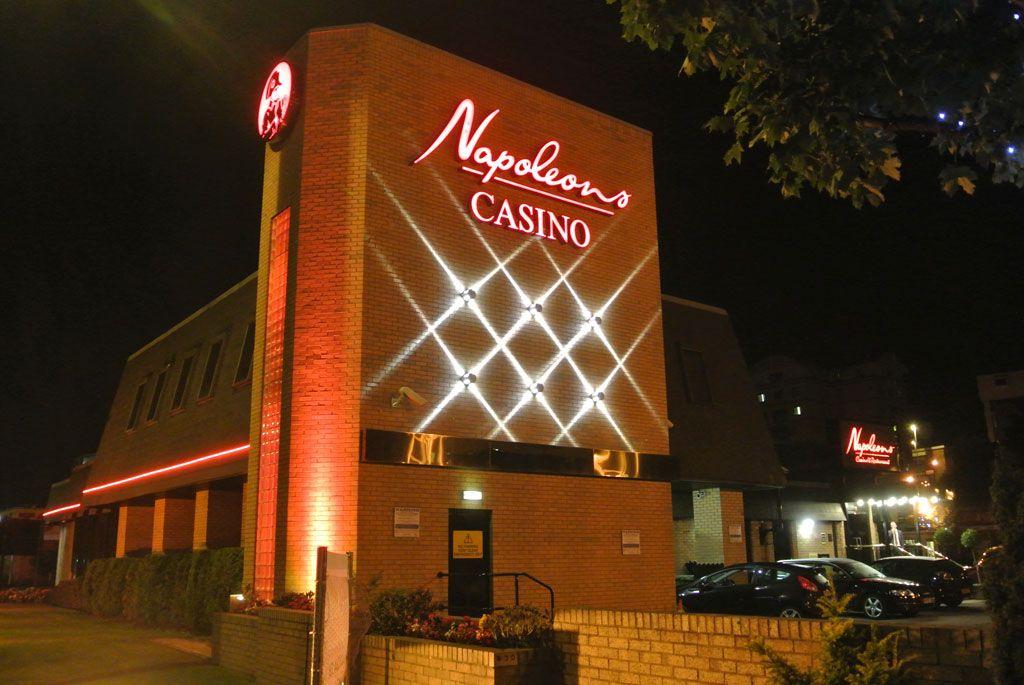 Napoleons Casino, Leeds, Westport Centre, West Street, Leeds LS3 1LX, England. - #Casinos-of-Mayfair.com