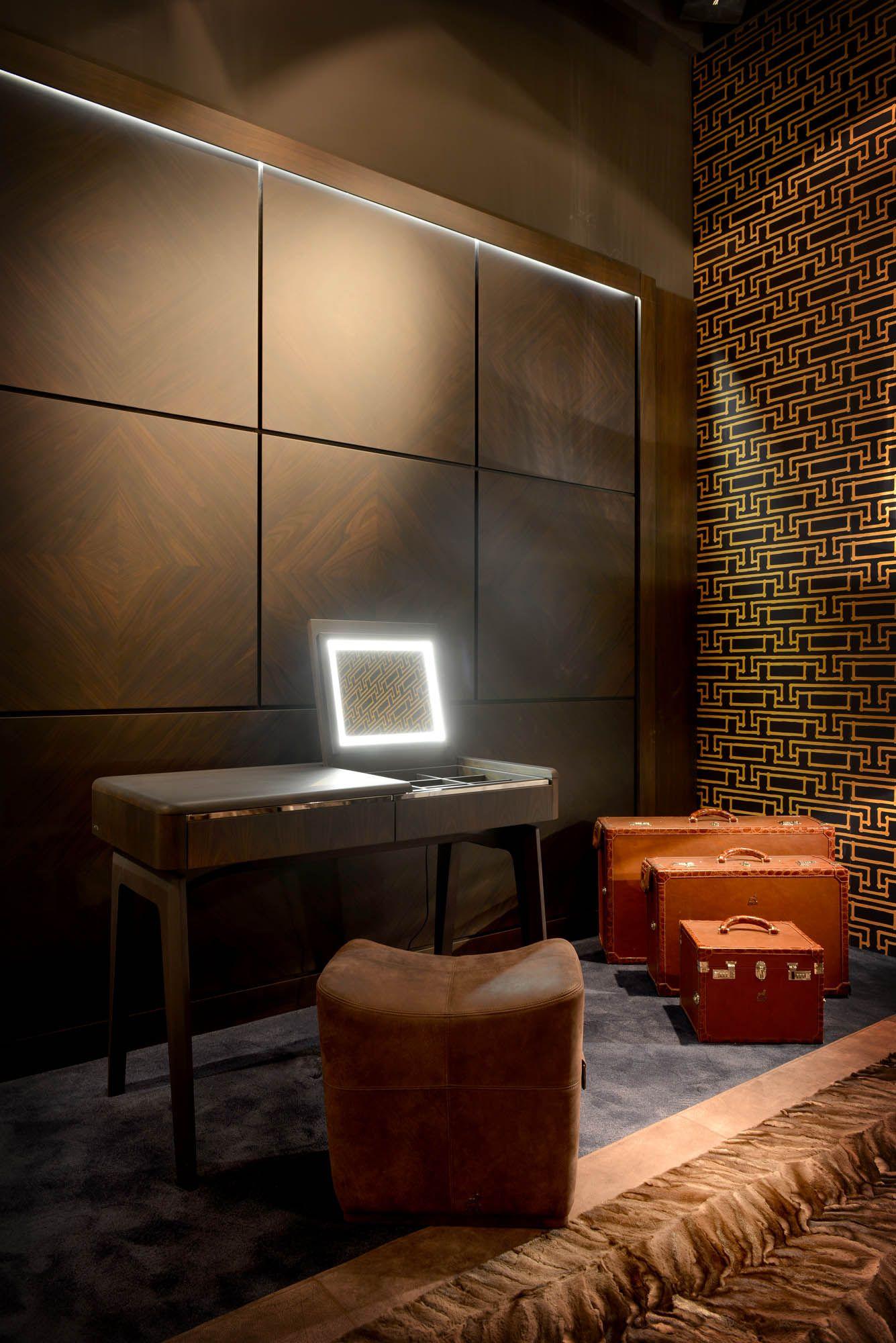 Diamond pattern wood veneer panels with reveals   Veneer ...
