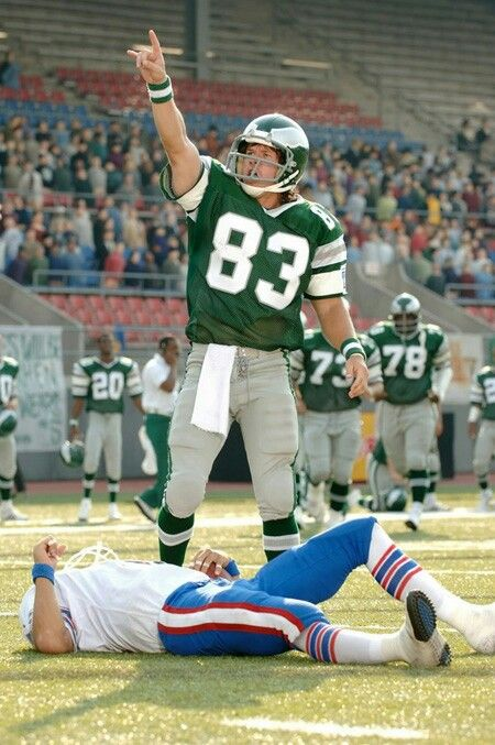 Mark Wahlberg as Philadelphia Eagles WR ST Vince Papale in