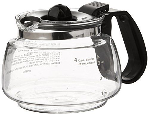 Mrcoffee Nd4 Replacement 4cup Carafe Black For More Information Visit Image Link Note It Is Affiliate Link To Amazon 5likes Mr Coffee Coffee Pot Carafe