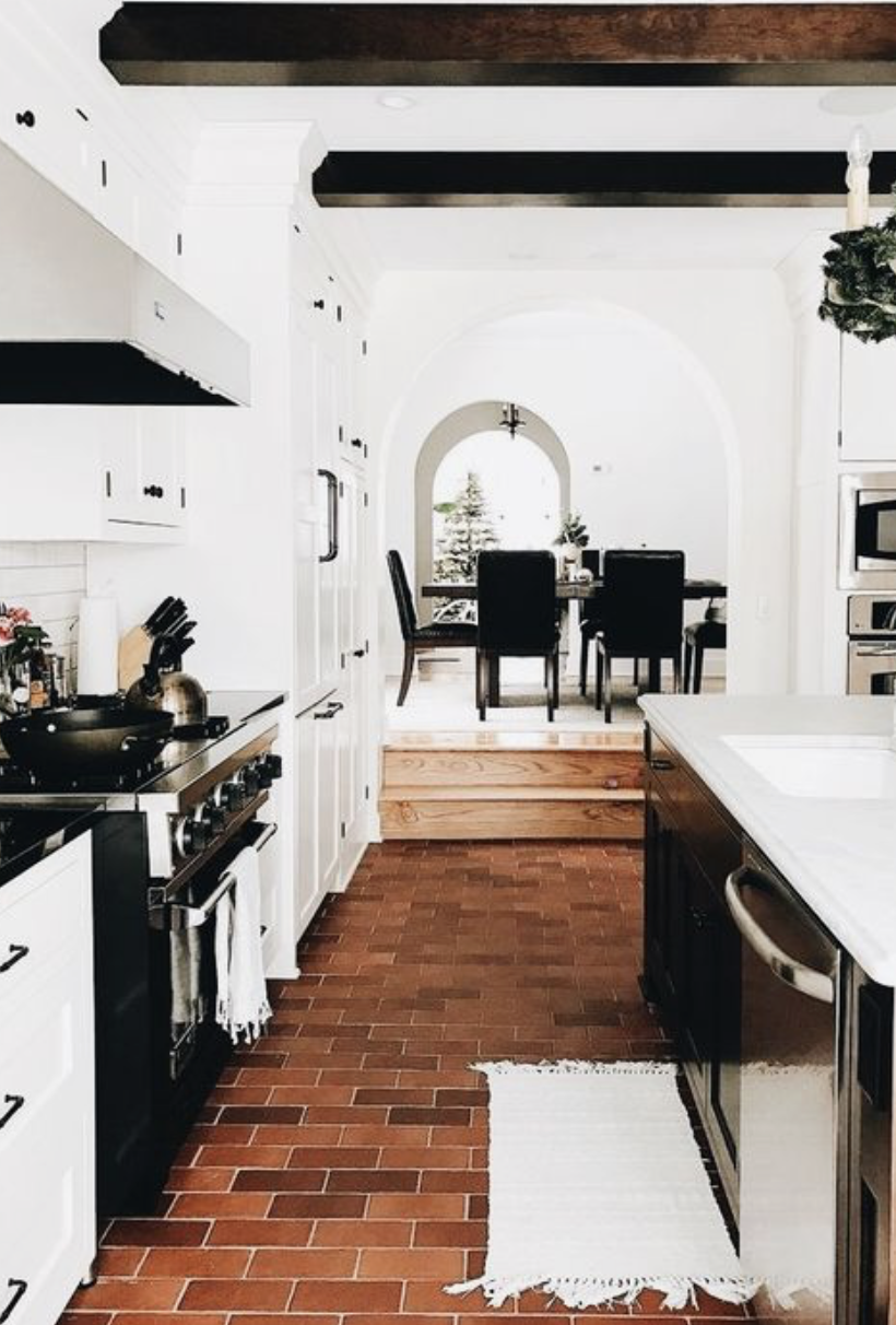 Which kitchen lights your fire? What do you think about the dark vs ...