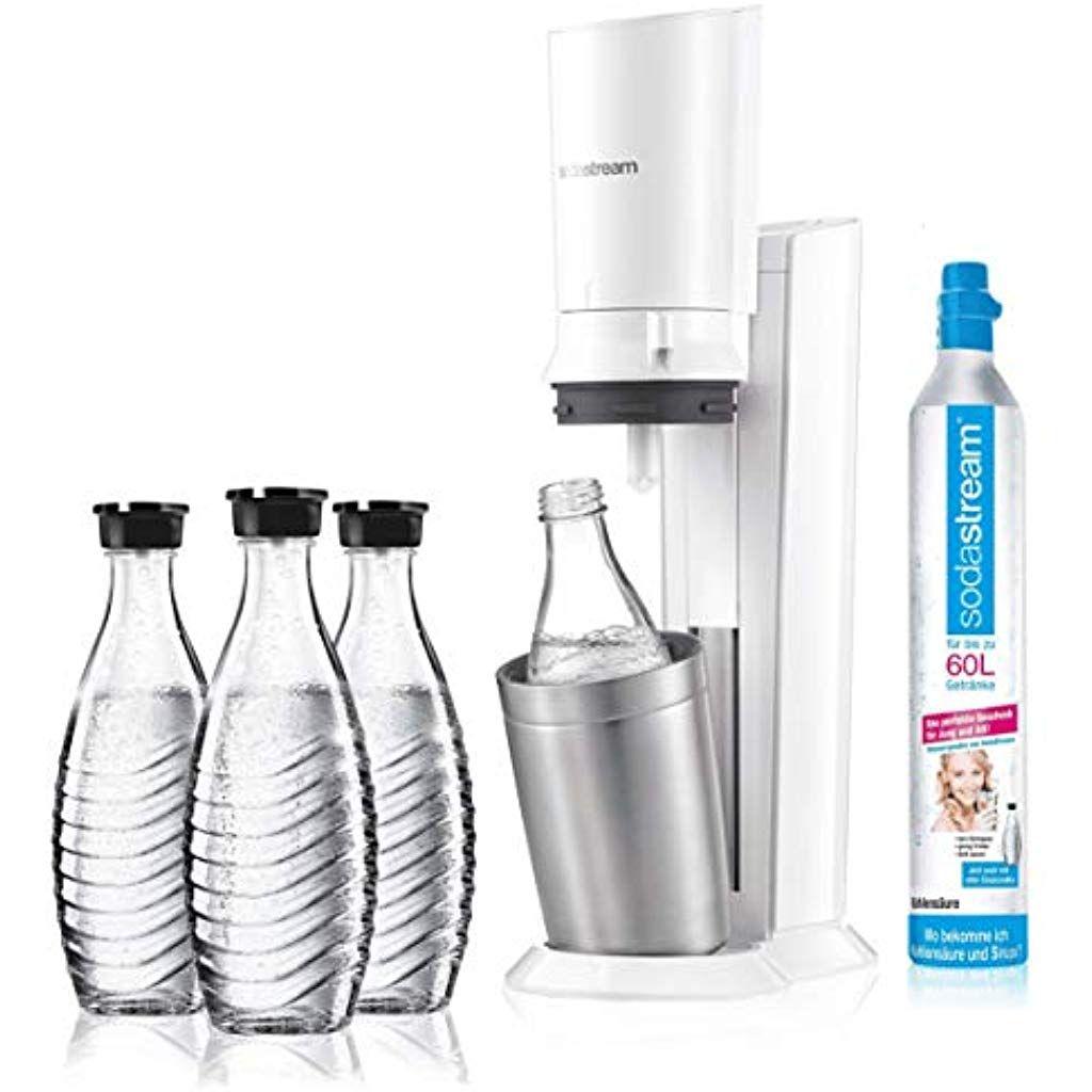 Sodastream Crystal 2 0 Aktionspack Wassersprudler Inkl 3