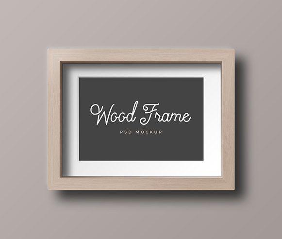 Mantenimiento Programado Wooden Photo Frames Frame Wood Photo Frame